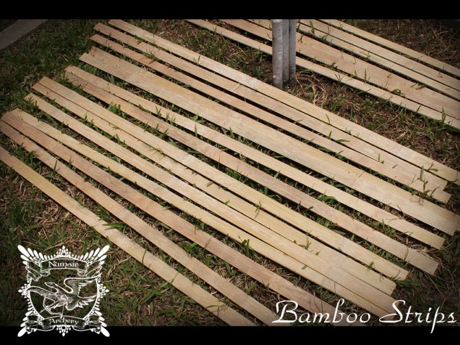 Craft Material Supplies bamboo strips 1 bamboo_strips