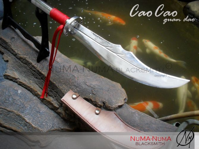 Chinese weapon cao cao  2 sdc11143