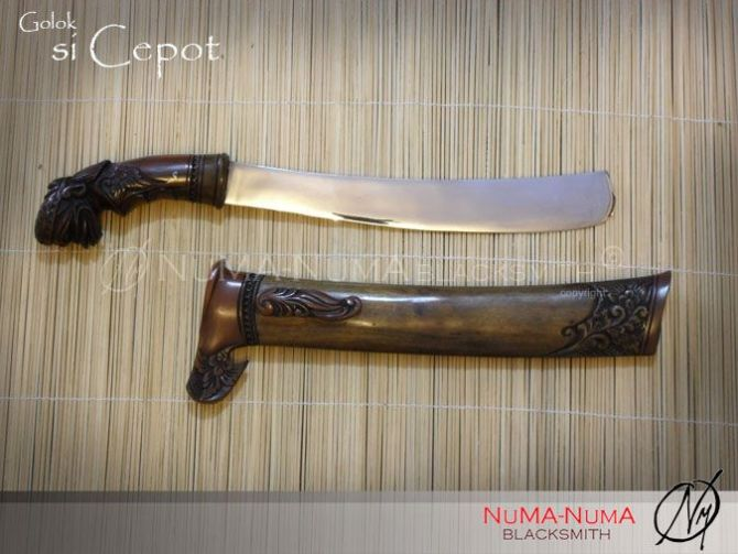 Indonesia weapon golok si cepot 1 si_cepot1