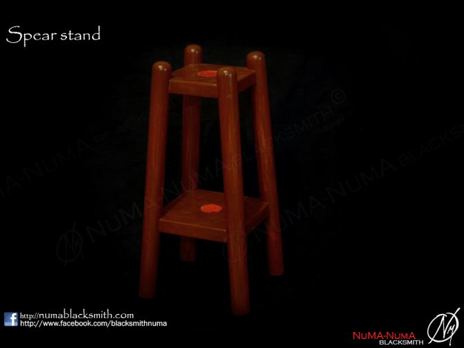 Accessories spear stand 1 spear_stand