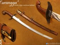 """Turangga"" Cavalry Saber (recommended!)"